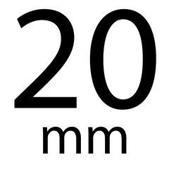Keperband 20 mm