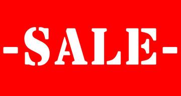 -- SALE --