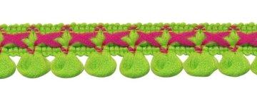 2-kleurig lusjesband