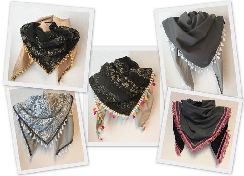 BLOG - Sjaals voor Alpe d'HuZes