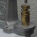 Stempelset t.b.v. handpers voor stofknopen 22 mm (maat #36)