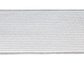 Wit elastiek ca. 35 mm (50 m)