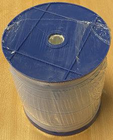 Wit elastiek ca. 6 mm (300 m)