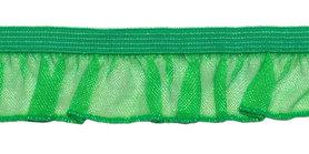 Groen roezel elastiek 19 mm (ca. 10 meter)