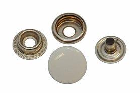 Drukker wit 15 mm, type 4-7 (ca. 25 stuks)