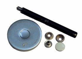 Gereedschap setje voor drukkers 15 mm, type 4-7
