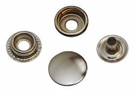 Drukker nikkel 15 mm, type 4-7 (ca. 25 stuks)