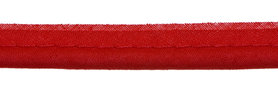 Rood piping-/paspelband DIK - 4 mm koord (ca. 10 meter)