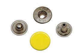 Drukker geel 12 mm, type VT5 (ca. 25 stuks)