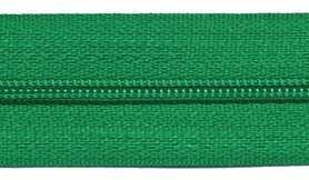 Nylon rits groen #540 maat 3 (ca. 5 m)