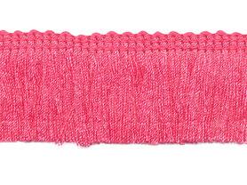 Franjeband oud roze ca. 30 mm (ca. 16 meter)