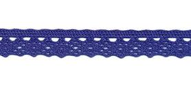 Kant kobalt blauw 11 mm (10 m)