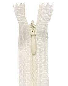 Blinde rits ivoor #102 22,5 cm (5 stuks)
