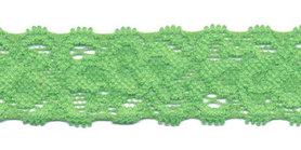 Elastisch kant groen ca. 22 mm (ca. 10 m)