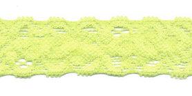 Elastisch kant geel ca. 22 mm (ca. 10 m)