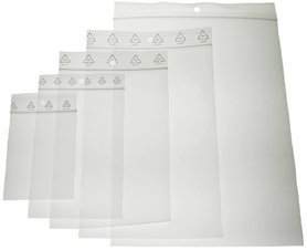 Gripzakken 60 x 80 mm (ca. 100 stuks)