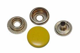 Drukker geel 15 mm, type 4-7 (ca. 25 stuks)