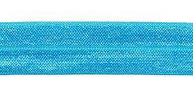 Aqua #070 elastisch biaisband 20 mm (ca. 25 m)