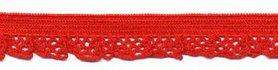 Elastisch kant rood 12 mm (ca. 25 m)
