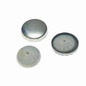 Stofknoop opnaaibaar 16 mm (ca. 144 stuks)