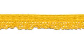 Elastisch kant geel 12 mm (ca. 25 m)