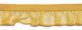 Geel roezel elastiek 19 mm (ca. 10 meter)