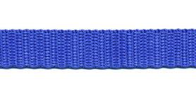 Tassenband 13 mm kobalt blauw (50 m)