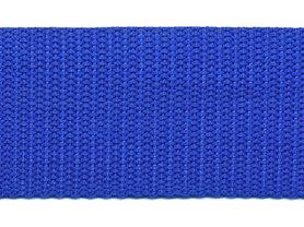 Tassenband 38 mm kobalt blauw (ca. 50 m)