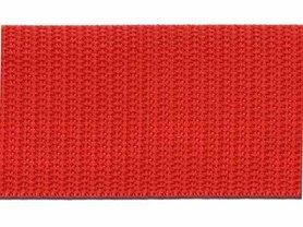 Tassenband 38 mm rood (ca. 50 m)