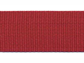 Tassenband 30 mm bordeaux (50 m)