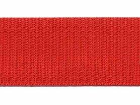 Tassenband 30 mm rood (50 m)