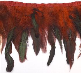 Verenband bordeaux ca. 18 cm (ca. 3,3 meter)