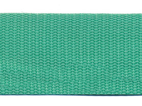 Tassenband 38 mm mintgroen (ca. 50 m)