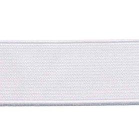 Wit elastiek ca. 30 mm (25 m)