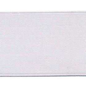 Wit elastiek ca. 50 mm (50 m)