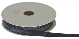 Multicolor keperband zwart-grijs-antraciet-metallic 10 mm (ca. 25 m)