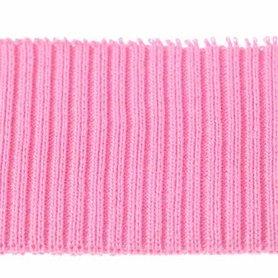 Boord licht roze effen ca. 30 cm (6 stuks)