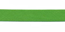 Gifgroen biaisband 13 mm (ca. 10 meter)