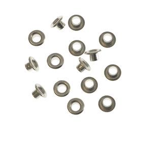 Nestels 4 mm (maat #261) aluminium (ca. 1.000 stuks)