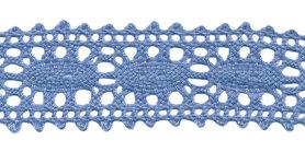 Kant blauw ca. 25 mm (ca. 10 m)