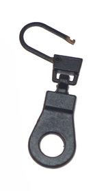 Hersluitbare ritstrekker zwart (25 stuks)