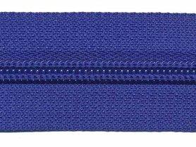 Nylon rits kobalt blauw #918 maat 5 (ca. 5 m)