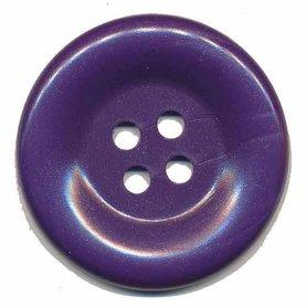 Grote knoop paars 50 mm (10 stuks)