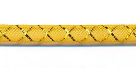 Decoslang 8 mm geel (ca. 27 meter)