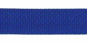 Tassenband 20 mm kobalt blauw (50 m)