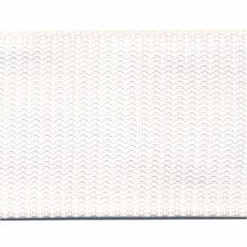 Tassenband 50 mm wit (50 m)