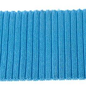 Boord blauw effen ca. 30 cm (6 stuks)