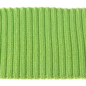 Boord groen effen ca. 55 cm (6 stuks)