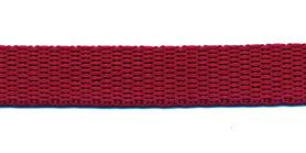Tassenband 13 mm bordeaux (50 m)