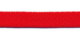 Tassenband 13 mm rood (50 m)